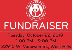 Panda Express Restaurant Night @ Panda Express